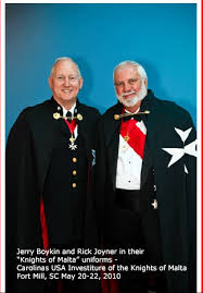 Rick Joyner Ordre de Malte